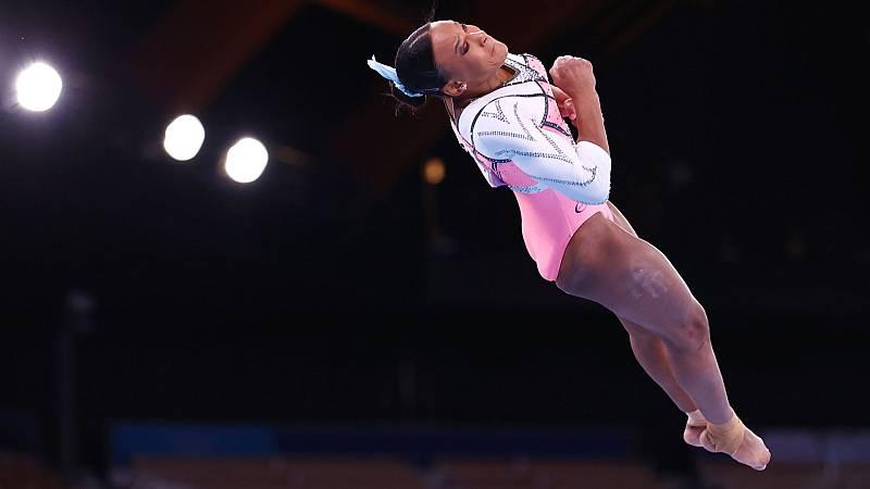 Tokyo 2020 - La brasileña Rebeca Andrade se lleva el oro en la final de salto - Ver ahora