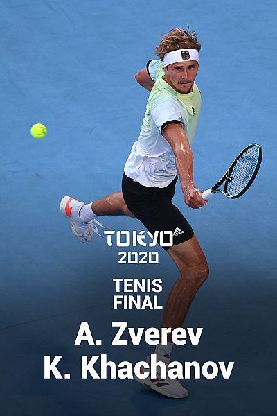 Tenis. Final: A. Zverev - K. Khachanov