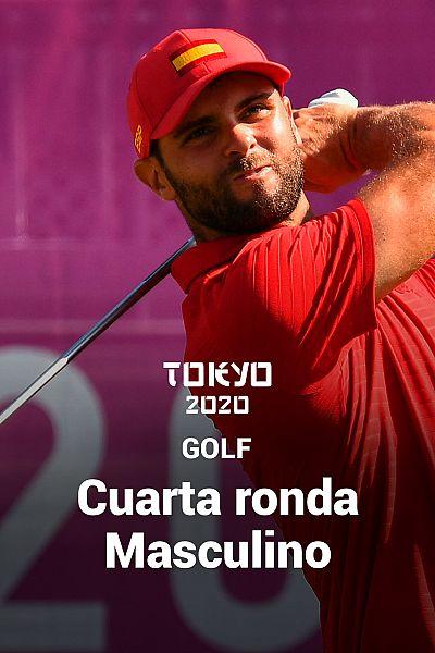 Golf: Cuarta ronda