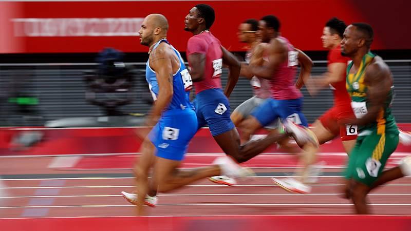 Tokyo 2020 - Así ha sido la final de los 100 metros masculinos - Ver ahora