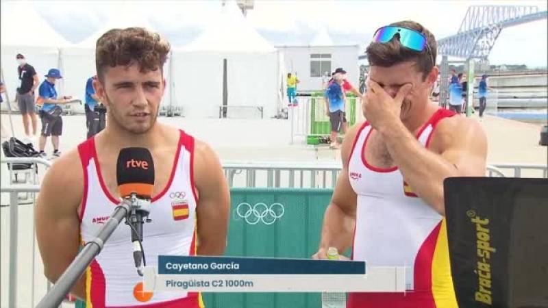 """Cayetano García y Pablo Martínez: """"Nuestro sueño es entrar en una final olímpica"""" - Ver ahora"""