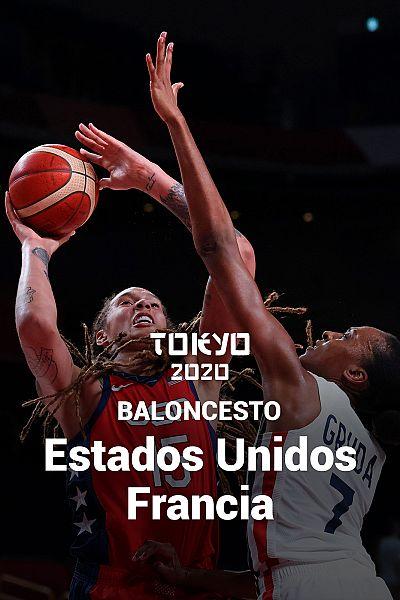 Baloncesto: EEUU - Francia
