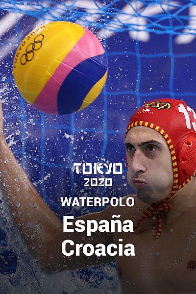 Waterpolo: España - Croacia