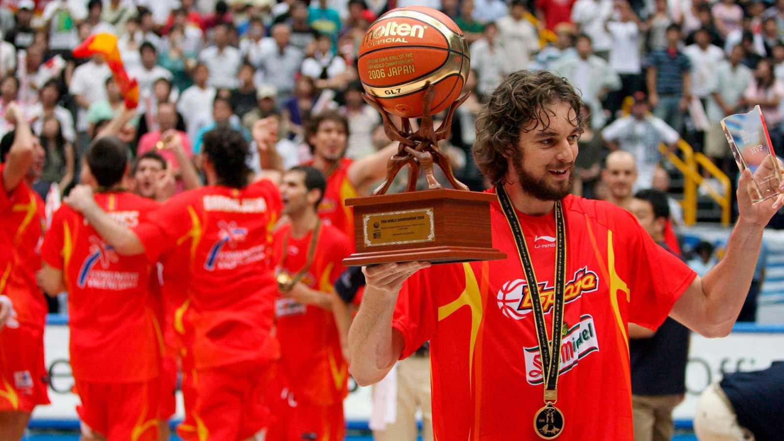 Pau Gasol, o cómo cambió todo en el baloncesto español - Ver ahora