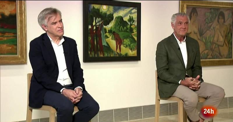 Parlamento - La entrevista - Gestionando el Thyssen: Guillermo Solana y Evelio Acevedo - 31/07/2021