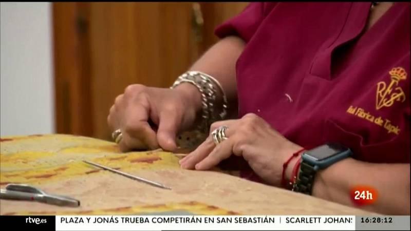 Parlamento - El reportaje - La Real Fábrica de Tapices - 31/07/2021