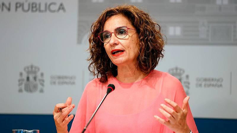Montero aborda el reparto de los fondos europeos en una reunión telemática con las autonomías