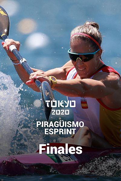 Piragüismo Esprint Final