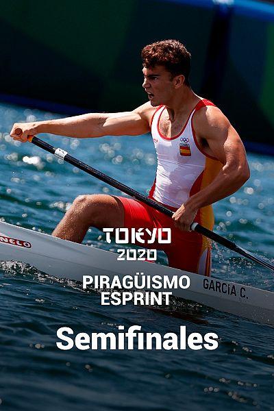 Piragüismo Esprint Semifinal