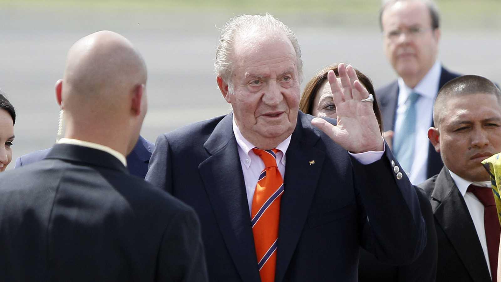 Un año de la marcha del rey emérito Juan Carlos I