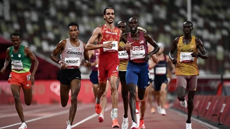 Tokyo 2020 | Mohamed Katir se mete en la final de 5.000m