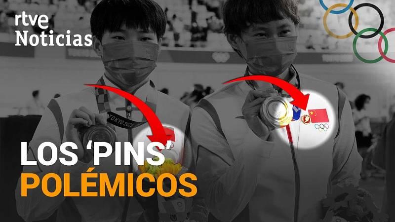 El COI pide explicaciones a China por el pin de Mao que llevaban sus atletas