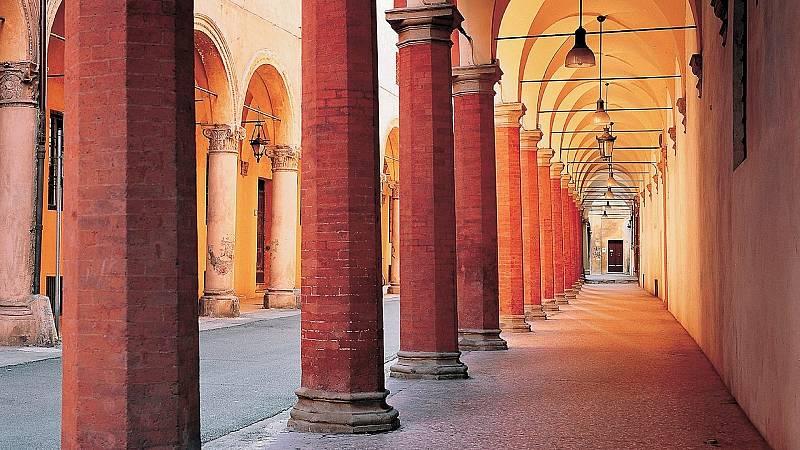 La UNESCO reconoce como Patrimonio de la Humanidad los pórticos de Bolonia