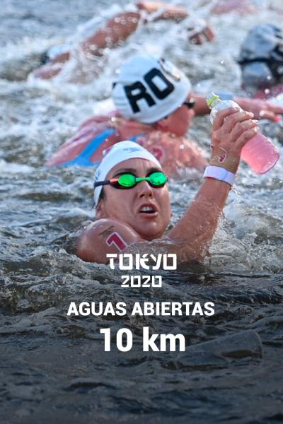 Aguas abiertas: 10 km