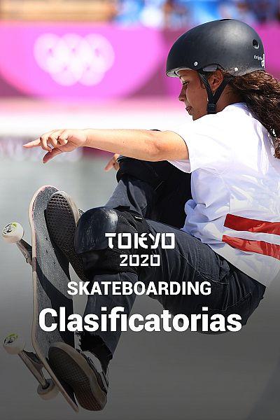 Skateboarding Park: Clasificatorias