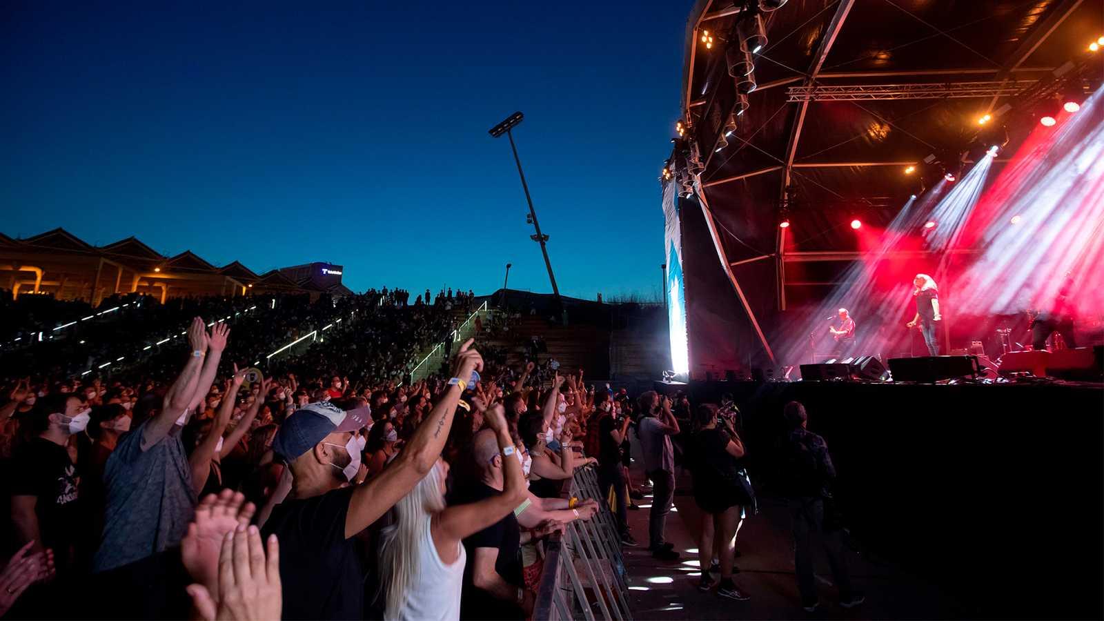 Más de 2.000 casos registrados en festivales de música catalanes