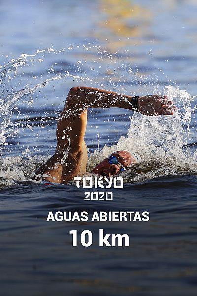 Aguas abiertas: 10km masculino