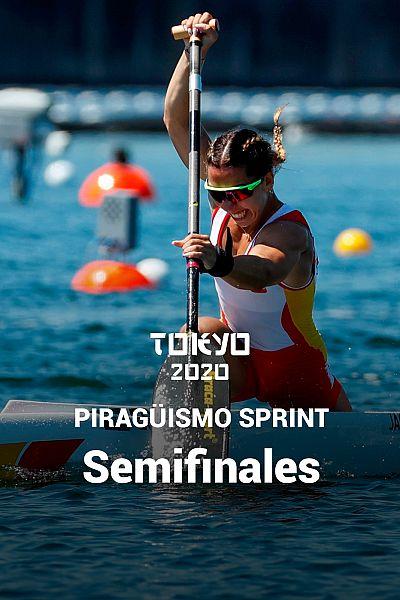 Piragüismo Sprint: Semifinales