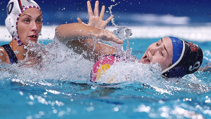 EE.UU. gana 15-11 al Comité Olímpico Ruso en semifinales - Ver ahora