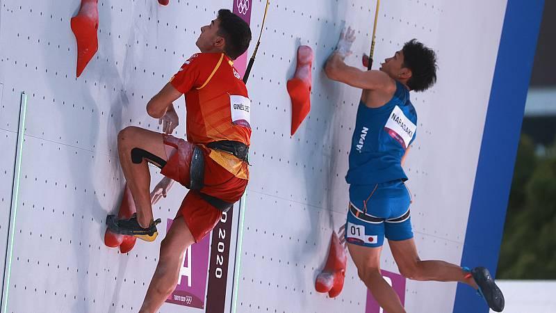 Tokyo 2020 - Escalada deportiva. Combinada masculina: Final Velocidad - Ver ahora