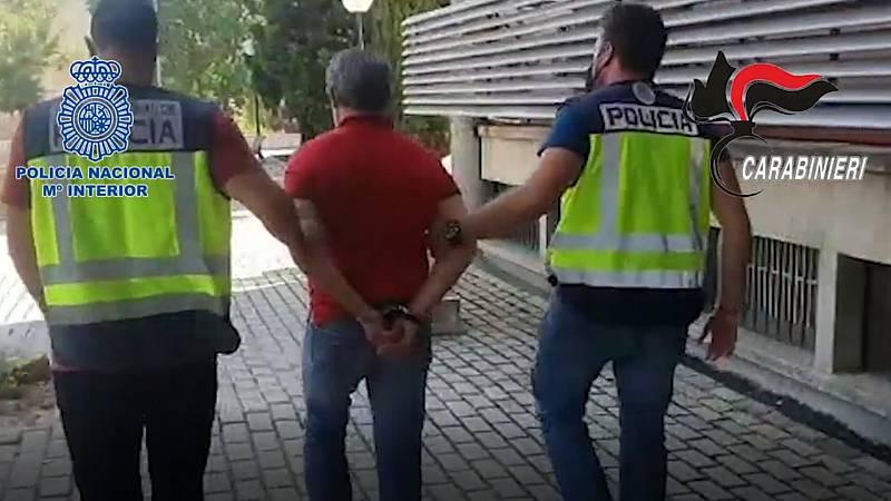 Detienen en España al presunto jefe de la mafia calabresa, Domenico Paviaglianiti - Ver ahora