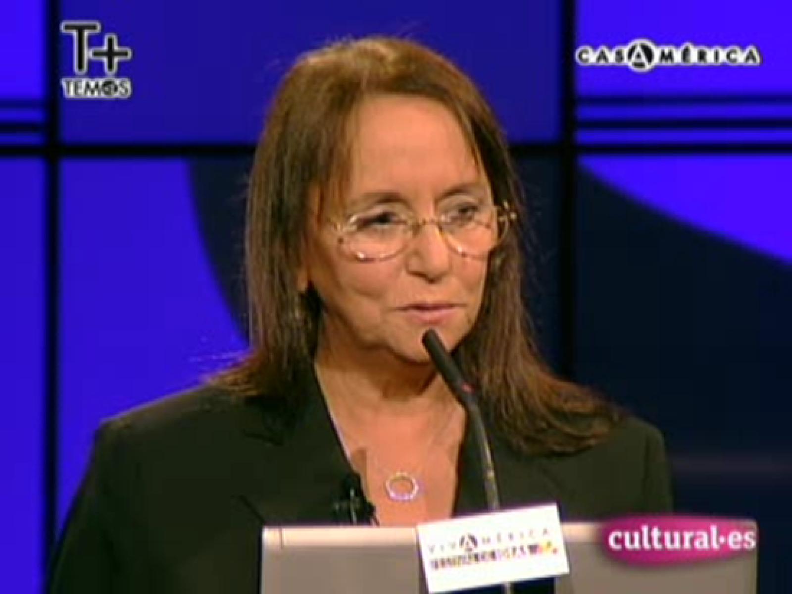 "Amelia Valcárcel: ""La agenda pendiente"""