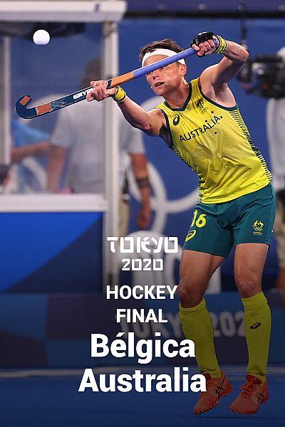 Hockey. Final: Australia - Bélgica