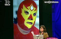Viva América - Laura Restrepo: Enmascarados en el mito y en la literatura. Del hombre de la máscara de hierro al subcomandante Marcos