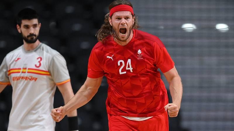 Tokyo 2020   Dinamarca arrebata a España el sueño de la final olímpica - ver ahora