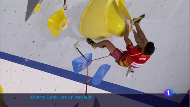 Alberto Spider-Ginés de Oro - 05/08/2021