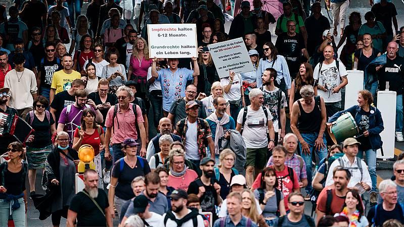 La hostelería alemana, molesta por las nuevas medidas anticovid