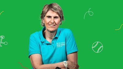 Arrancan los Juegos con Paloma del Río - Ver ahora