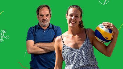 Y tú, ¿cómo lo ves? - El vóley playa por Amaranta Fernández y Alberto Sierra - Ver ahora