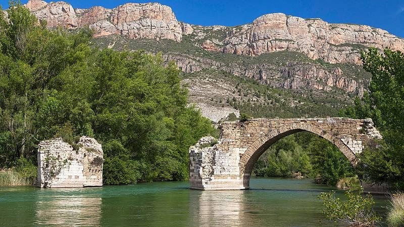 Un pueblo abandonado de Lleida se vende por casi un millón de euros