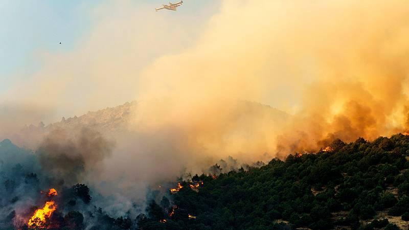 """La 'nueva era de los incendios': """"Estamos viendo un tráiler previo de lo que va a venir"""""""