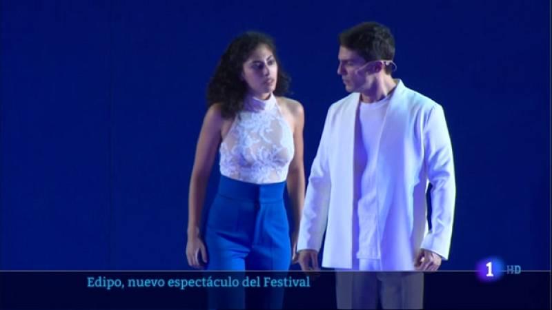 El eterno mito de 'Edipo' regresa una vez más al Festival