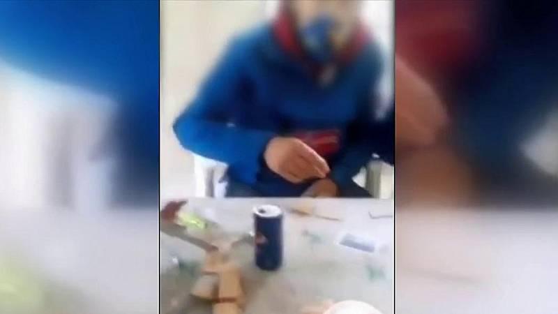 Instituciones penitenciarias investiga unos vídeos en los que aparecen presos de la cárcel de Lugo consumiendo pastillas y tatuándose