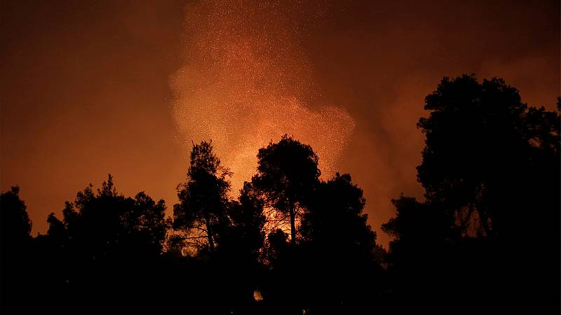 Los expertos ven posible que España viva un gran incendio