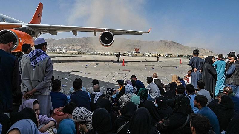 """Mustafa, intérprete afgano de las tropas españolas: """"Van a tomar represalias, en los pueblos ya han empezado"""""""