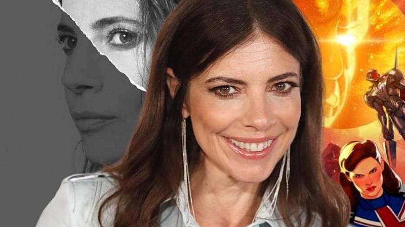 Maribel Verdú cuenta los detalles de la serie 'Ana Tramel'
