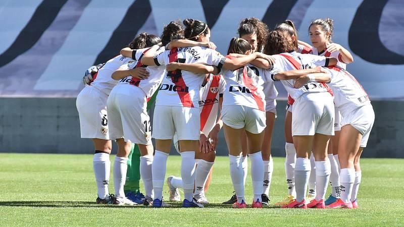 El Rayo Vallecano femenino de fútbol dice basta