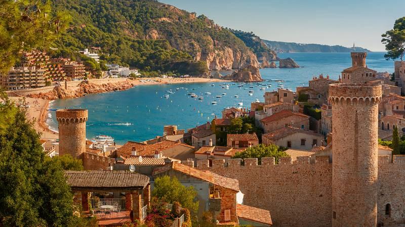 Comando al sol - Tossa de mar, la localidad catalana que conquistó Ava Gagner