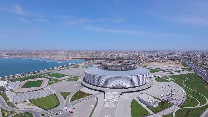 Megaestadios. Un recorrido por Europa - Episodio 1: San Petersburgo vs Baku - ver ahora