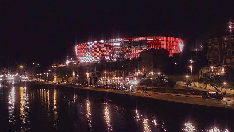 Megaestadios. Un recorrido por Europa - Episodio 2: Roma vs Bilbao - ver ahora