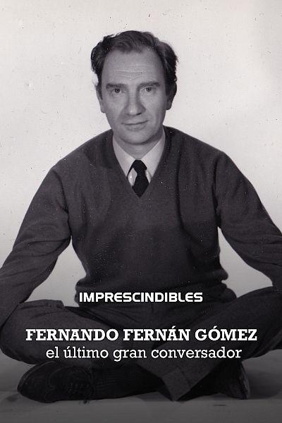Fernando Fernán Gómez, el último gran conversador