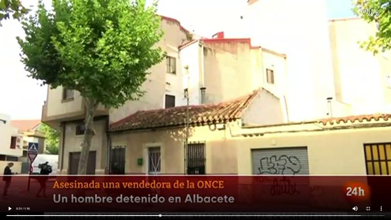 Un hombre detenido como presunto autor de la muerte de una mujer en Albacete