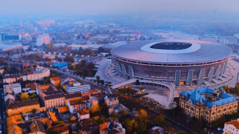 Megaestadios. Un recorrido por Europa - Episodio 3: Bucarest vs Budapest - ver ahora