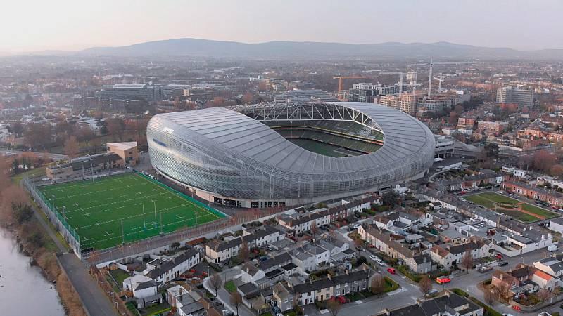 Megaestadios. Un recorrido por Europa - Episodio 4: Glasgow vs Dublin - ver ahora