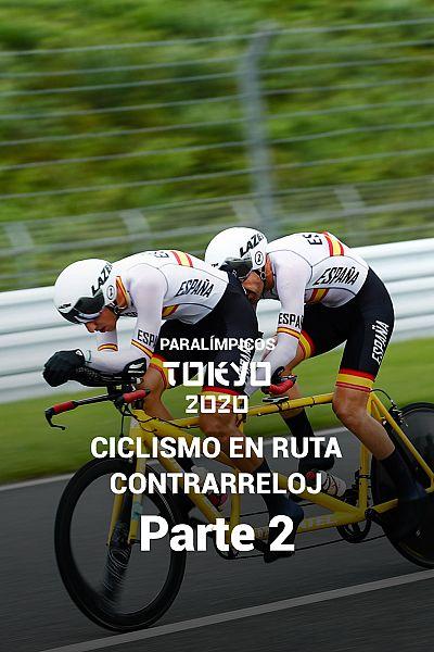 Ciclismo en ruta: Contrarreloj. Parte 2