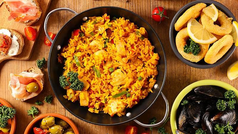 La gastronomía española, elogiada por 'The Guardian'